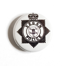 Vegan Police - Button