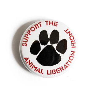 Support the ALF (Pfote) - Button