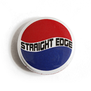 Straight Edge (Pepsi) - Button