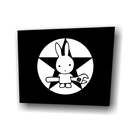 Rabbit with Wrench - Patch