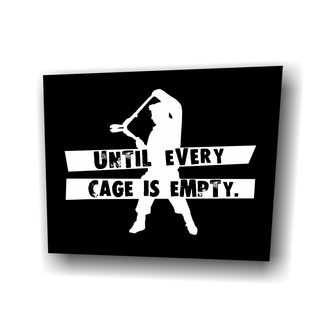 Until Every Cage is Empty - Patch