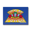 Vegan Power Sticker