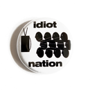Idiot Nation - Button
