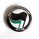 Antispeziesistische Aktion - Button