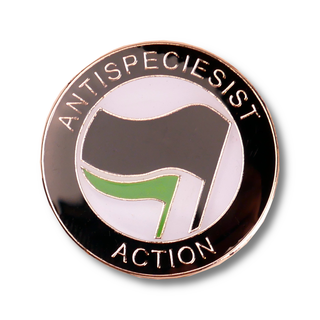 Antispeciesist Action - Anstecker