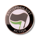 Antispeciesist Action - Pin