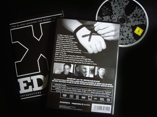 DVD: EDGE - perspectives on drug free culture (NTSC)
