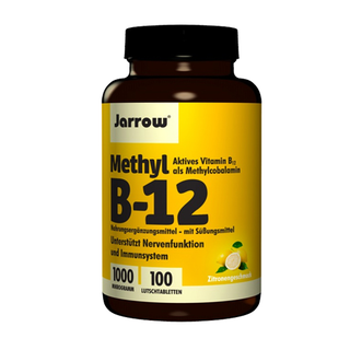 JARROW® Methyl B-12 1000 µg