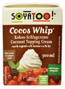 Soyatoo Cocos Whip - topping cream