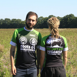 roots of compassion - Lauftrikot