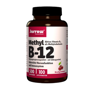 JARROW® Methyl B-12 500 µg