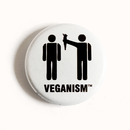 Veganism - Button