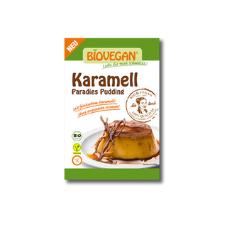 Karamell Paradies Pudding