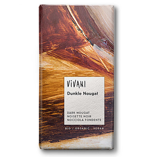 Dark Nougat Chocolate (Vivani)