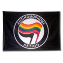 Flag Antihomophobe Aktion