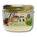Jeezano - vegan alternative to Parmesan