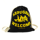 Refugees Welcome - Benefit-Gymbag