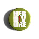 Herbivore - Fridge Magnet