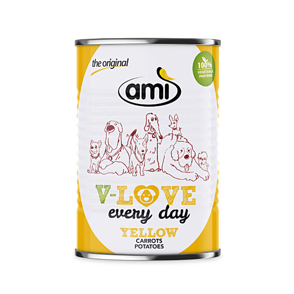 Ami V Love Every Day Yellow Carrots Potatoes 400 G