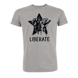 Liberate - T-shirt - large/loose cut