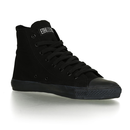 Fair Trainer Black Cap Hi Cut - black/black