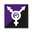 trans*revolution - Sticker (10 x)