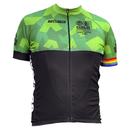 roots of compassion vegan cycling team - Radtrikot -...