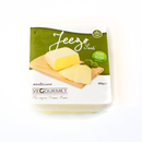 Jeezo Santi - vegan cheese alternative block