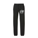 Paw Fist Star - sweatpants - long/wide cut