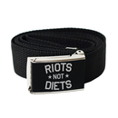 Riots Not Diets - Belt