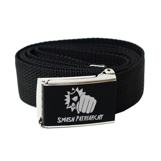Smash Patriarchy (Fist) - Belt