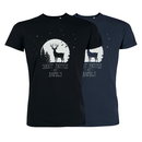 Shoot Photos not Animals - T-Shirt - groß/gerader Schnitt
