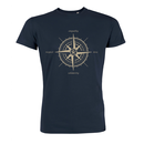 Compass (empathy, love, solidarity, respect) - T-Shirt -...