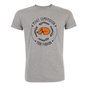 Make compassion your fashion - T-Shirt - groß/gerader...