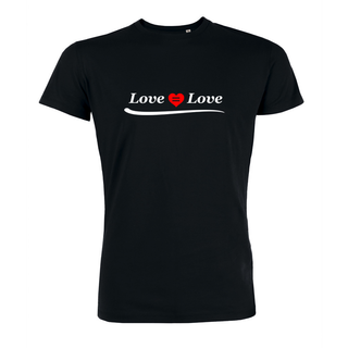 SALE! Love is Love - T-Shirt - T-Shirt - large/loose cut (discontinued model)