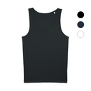 Basic - Tanktop -  large/loose cut