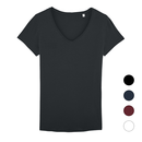 Basic T-Shirt (v-neck) - small/waisted cut