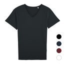 Basic T-Shirt (v-neck) - large/loose cut