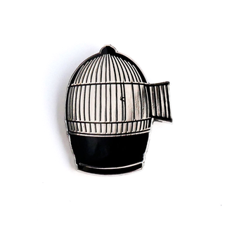 Open Cage - Pin
