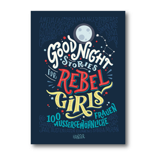 Good Night Stories for Rebel Girls - Elena Favilii