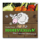SALE! Rohvegan - Claudia Renner - with little scratches
