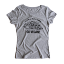 The End of Meat (Ruine) - T-Shirt - klein/taillierter...