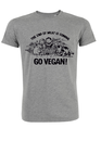 The End of Meat (Ruine) - T-Shirt - groß/gerader Schnitt