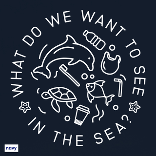 What do we want to see in the sea? - Tanktop - small/waisted cut