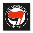 Antifascist Action - Sticker