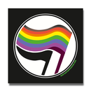 Rainbow flag - Sticker