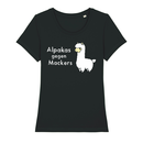 Alpakas gegen Mackers - T-Shirt - small/waisted cut