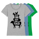 Friends not Food - T-Shirt - small/waisted cut
