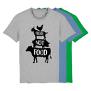 Friends not Food - T-Shirt - groß/gerader Schnitt