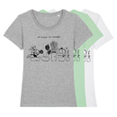 All shapes are beautiful - T-Shirt - klein/taillierter...